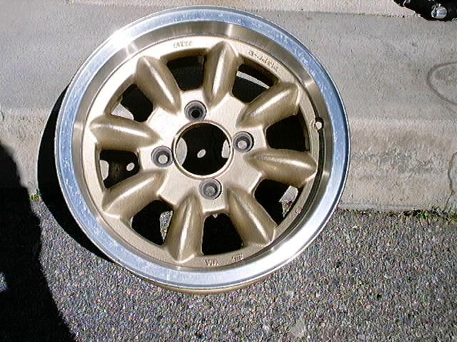 Enkei wheel 2