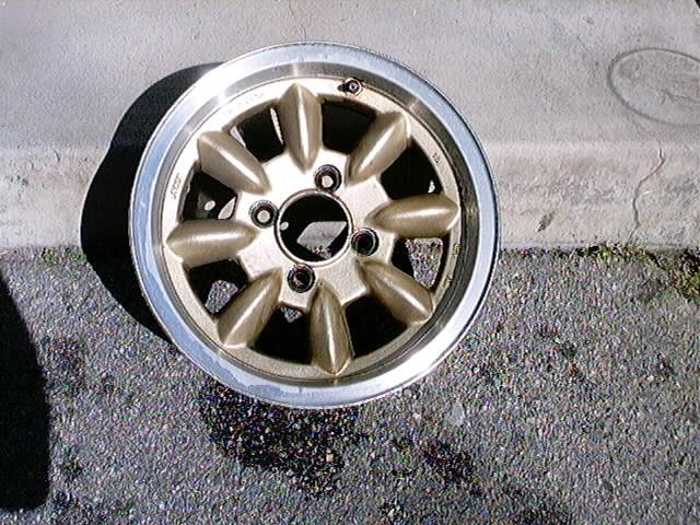 Enkei wheel 4