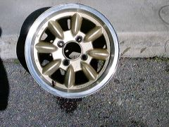Enkei wheel 3