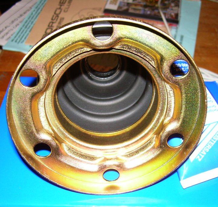 BMW 33 21 1 207 037  CV Boot kit (4 of 4)