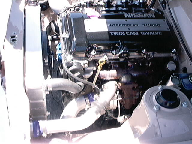 Danny's SR20DET  powered 4 dr.