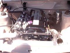 Danny's SR20DET  powered 4 dr. 2