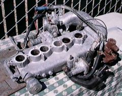 300zx Vg manifold bottom