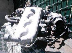 300zx Vg manifold top