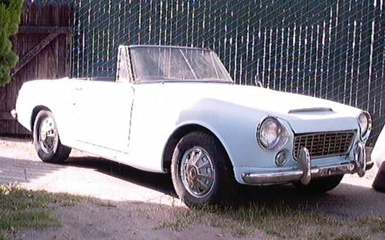 1964 Roadster 2