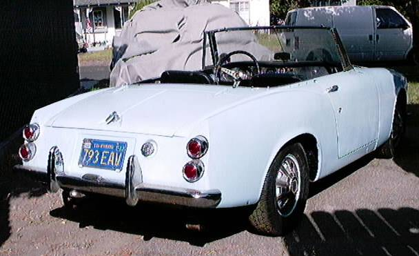 1964 Roadster 3