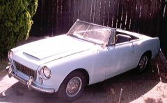 1964 Roadster
