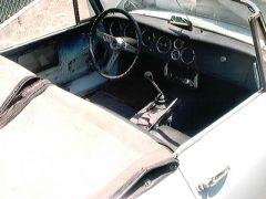 1964 Roadster dash