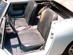 1964 Roadster seats