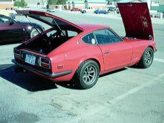 JDM s30 rear
