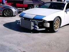 Crazy intercooler