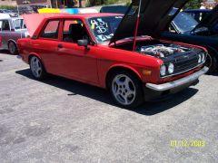 Sara Lum's Twin Turbo 510