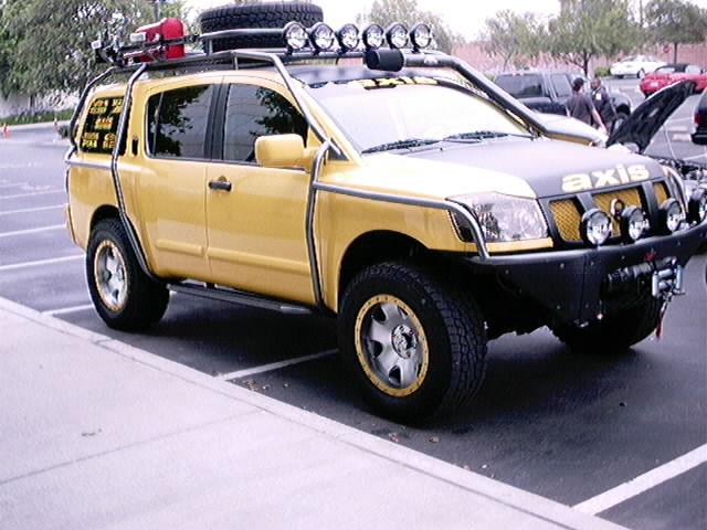 Z Convention Car Show  2004