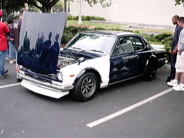 C10 Skyline GT , to bad its not a GTR