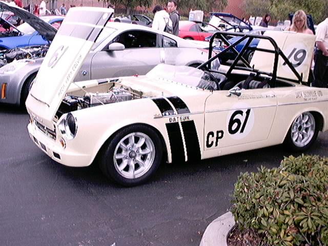 Jack Scoville's 67 1/2 Roadster SRL000004