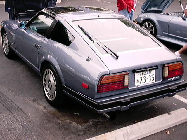 JDM 280zx rear