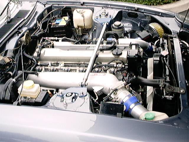RB single Turbo power in a JDM 280zx 2