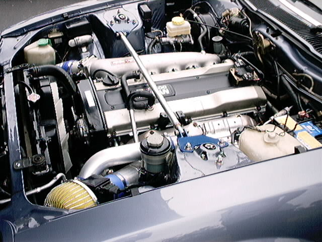 RB single Turbo power in a JDM 280zx