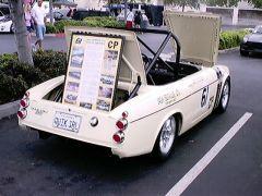Jack Scoville's 67 1/2 Roadster SRL000004 rear