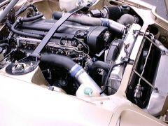RB26DETT in a JDM 280zx 2