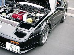 Black JDM 200zx