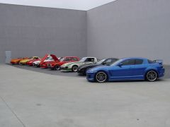 Mazdaspeed Dream Garage!