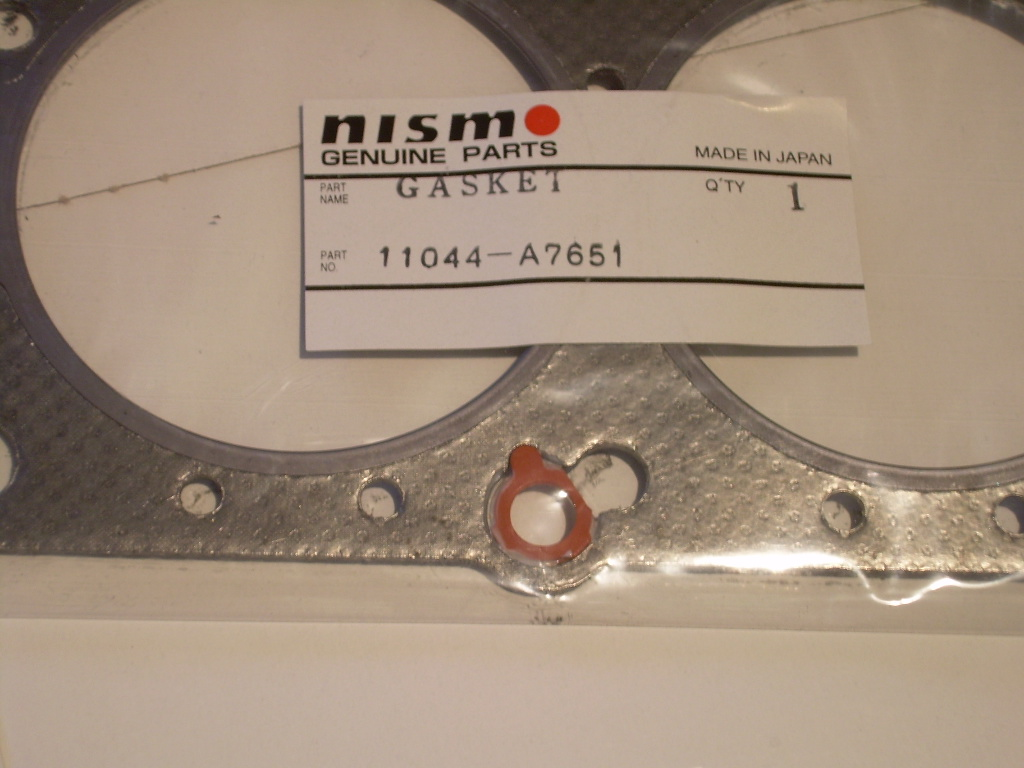 Nismo Headgasket Oil Seal (new gasket)