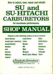 SU Carb Manual