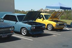 Dave Turner Motorsport Day in San Diego