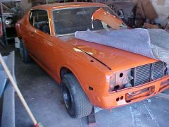 Datsun 918 Orange on 610