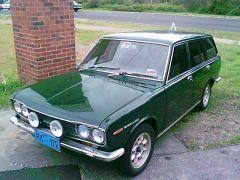 1971 P510 Wagon