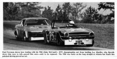 Paul Newman's TR6