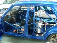 Walmsley 510 interior
