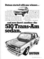 '71 Trans-Am ad