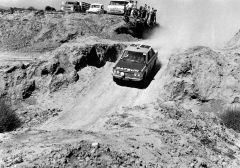 Mexican 1000 - 1969 BRE Car 89 In Action 3