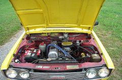 Engine compartment