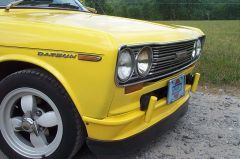 Front end