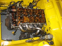 S14 SR20DE race header