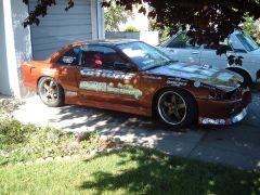 Buddys drift car
