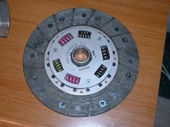 Roadster Friction Disc