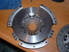 Roadster Pressure Plate - Bottom