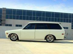 Kewl wagon.