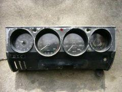 '69 SSS gauge cluster front