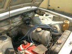 '68 Datsun 510 4 door RHD engine