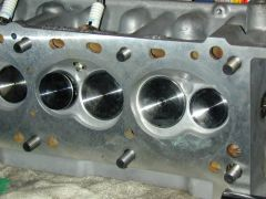 W53 head after machining