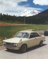 Mt. Shasta All Datsun Meet 2000
