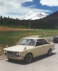 Mt. Shasta All Datsun Meet 2000