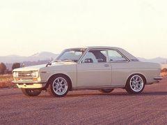 My 1970 Bluebird Coupe