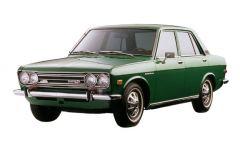 Art Brown's stock 1972 four-door
