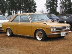 1971 Bluebird Coupe